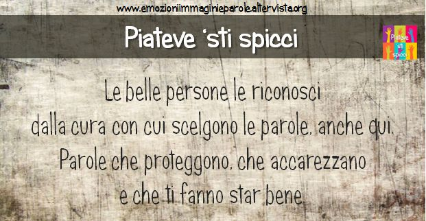 belle persone